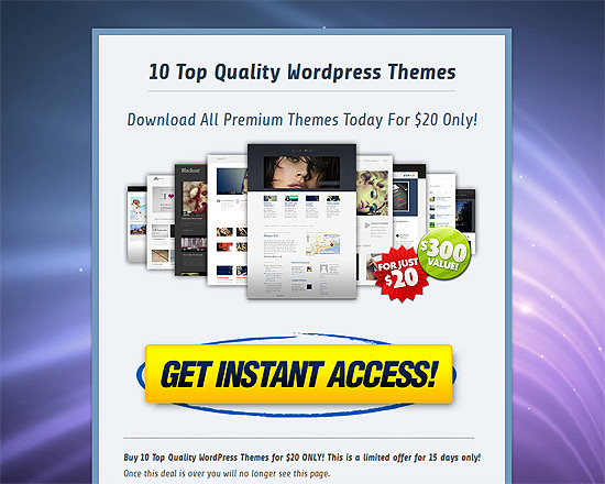 New Premium Wordpress Themes Bundle - 10 Themes for Only $20! - Blog Lorelei Web Design