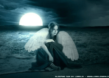Dark-Fantasy-Art-Photoshop-tutorial-–-Fairy-and-Sunset-Landscap-Lorelei-Web-Design