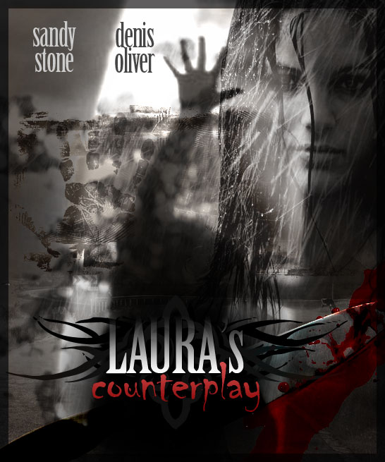 Create Classic Horror Movie Poster – Laura's Counterplay - Design Lorelei Web Design