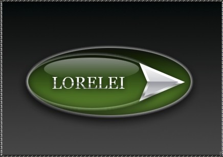 Design A Perfectly Glossy Logo or Button - Photoshop Tutorials Lorelei Web Design