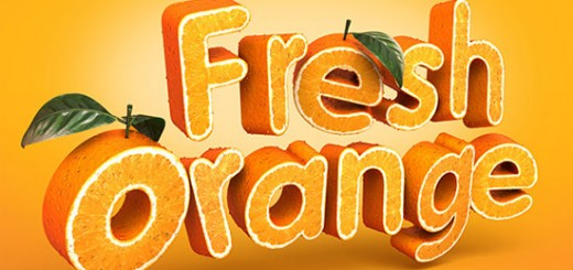 40-illustrator-text-effects-july-2014-orange-inspired-type
