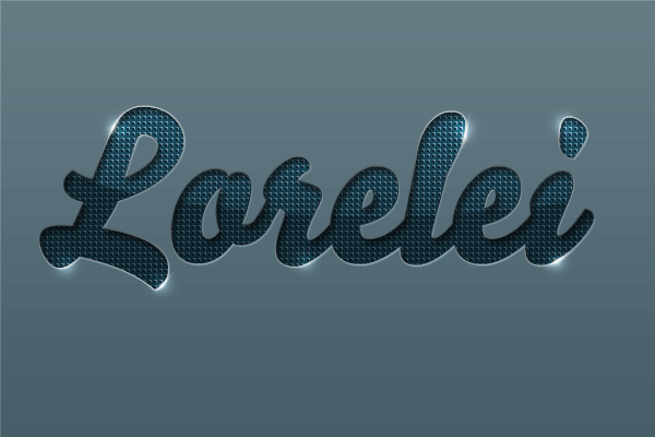 Photoshop Text Effects Water Text Effect in Photoshop