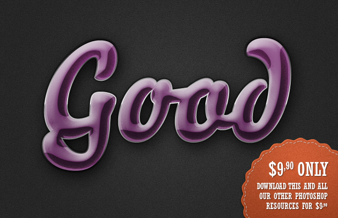 Download A Beautiful Text Effects PSD Files - Layer Styles Lorelei Web Design