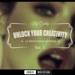 "Download 10 New Actions ""Unlock Your Creativity"" Vol. 2"