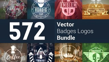 Download 570+ Modern Vector Badges & Logos For All Your Projects - Blog Lorelei Web Design