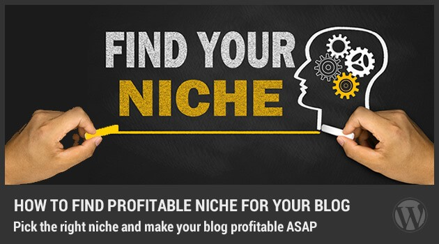 How to Pick a Profitable Blog Niche - Blog Lorelei Web Design