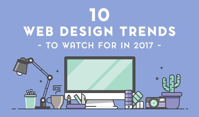 Latest Web Design Trends You Need To Know In 2017 - Blog Lorelei Web Design