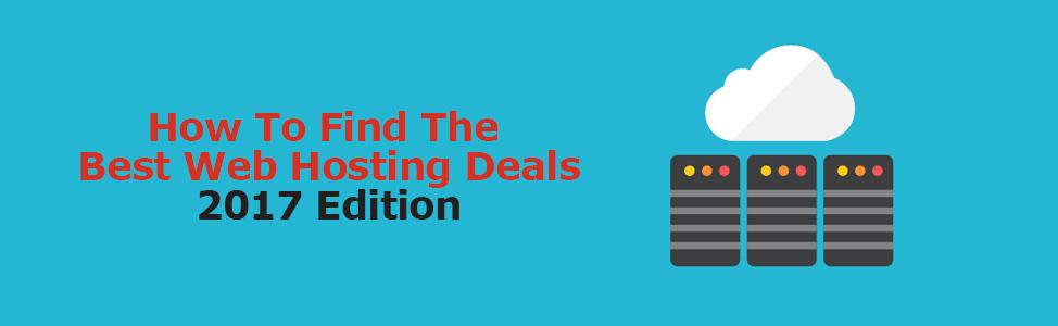 How to get the Best Web Hosting Deals in 2017? - Blog Lorelei Web Design