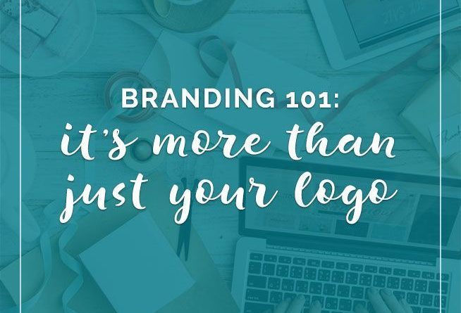 Why Your Brand Needs more than Just a Logo? - Blog Lorelei Web Design