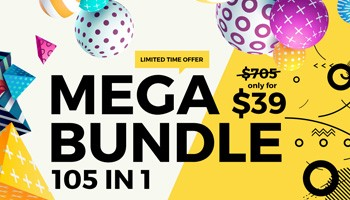 Bundle of Bundles - 105 Awesome Products in 1 Mega Bundle - Blog Lorelei Web Design