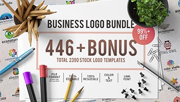 Download 2390+ Vector Graphics For Your New Logo Designs! - Logos Lorelei Web Design