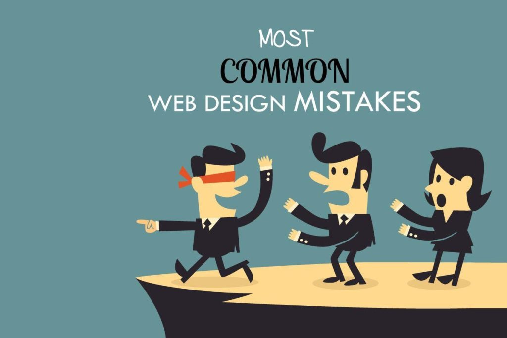 7 Aesthetic Web Design Mistakes That Are Easy to Avoid - Blog Lorelei Web Design