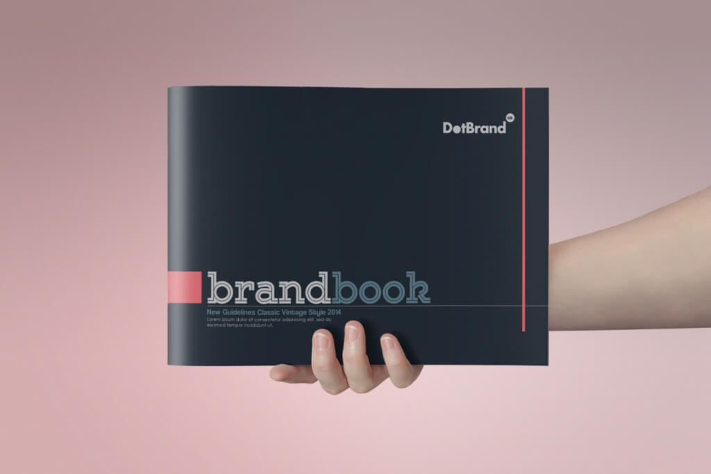 5 Modern Corporate Brand Guideline Templates - Blog Lorelei Web Design