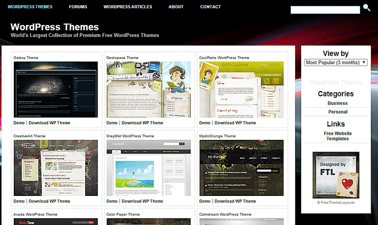 How to Install Wordpress Theme? - Blog Lorelei Web Design