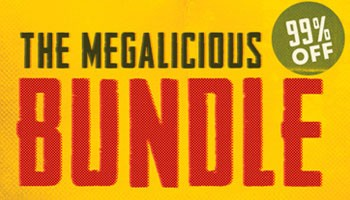 The MEGALICIOUS Bundle: $15,000+ Worth of Amazing Resources - Logos Lorelei Web Design