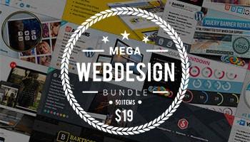 Download Mega Web Design Bundle with Extended License - Premium Downloads Lorelei Web Design