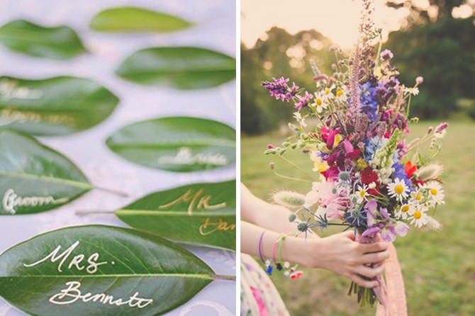 Planning an Eco-Friendly Wedding - Blog Lorelei Web Design