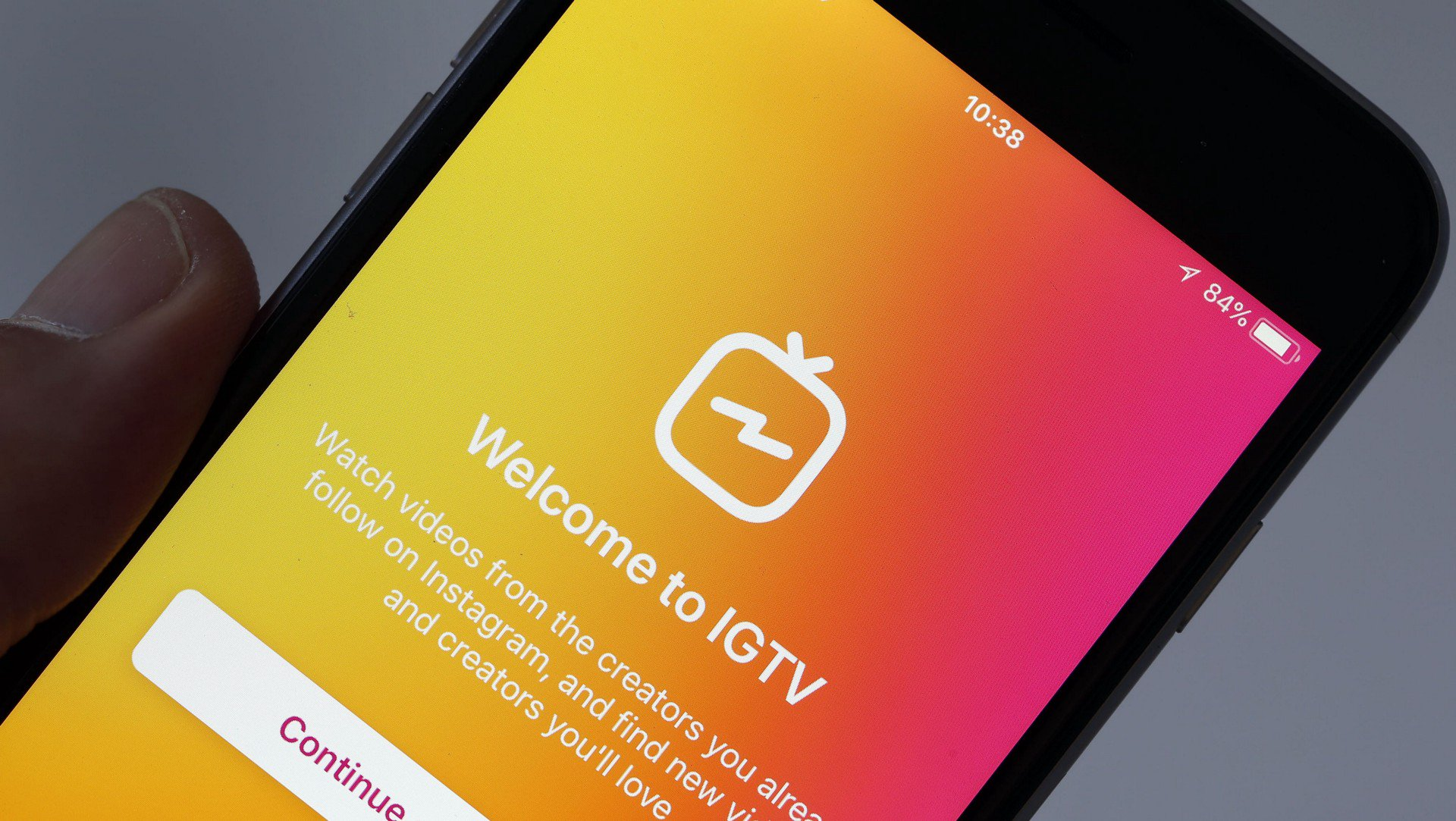 The advantages of IGTV to complement your Instagram account - Blog Lorelei Web Design