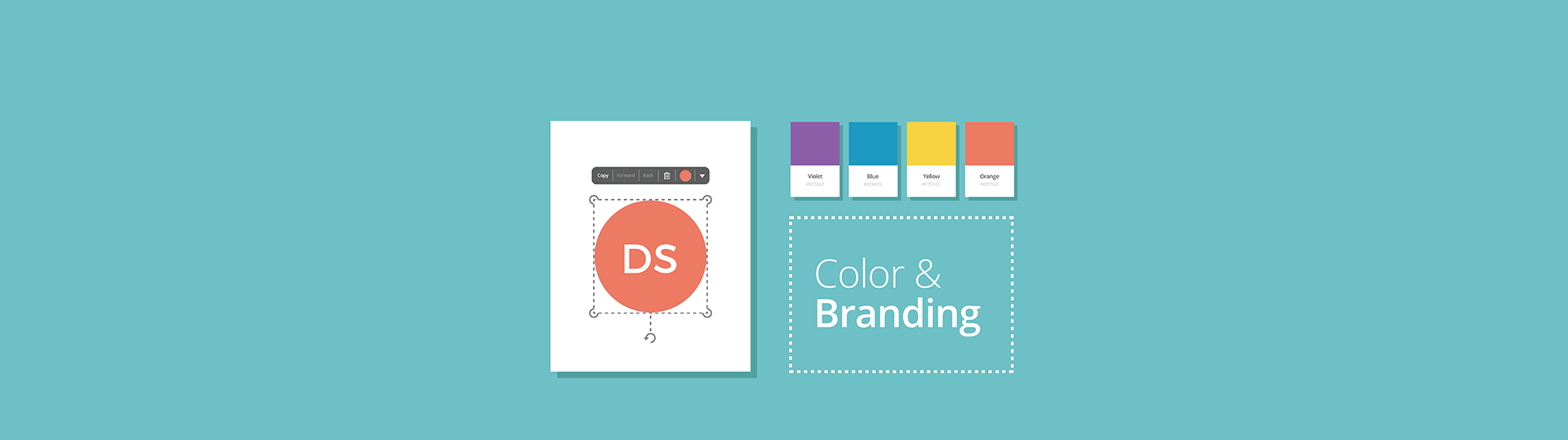 The Marketing Rainbow: The Importance of Colour - Blog Lorelei Web Design