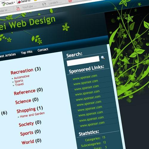 Night Magic Design - Download phpLD, eSyndicat & SiteSift Free - Blog Lorelei Web Design