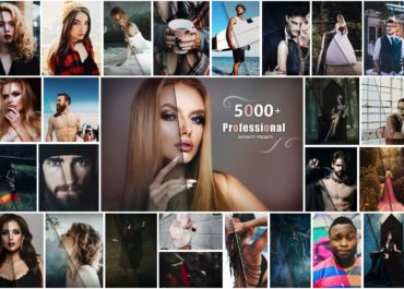 The Professional Presets Bundle - 5000+ LUTs for Davinci, Affinity, Photoshop, LumaFusion, etc...