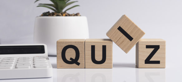Why adding an Online Quiz to a Website is a Great Idea? - Blog Lorelei Web Design