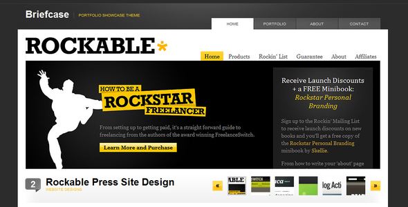 Best Business and Premium Wordpress Themes With Powerful Ajax (Javascript) - Blog Lorelei Web Design