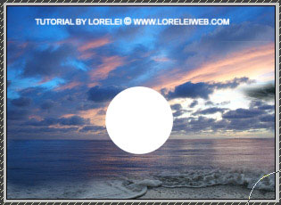 Fantasy Art Photoshop Tutorial: AWESOME Sinking Moon Eclipse - Photoshop Tutorials Lorelei Web Design