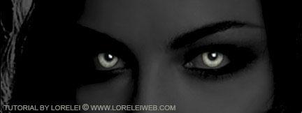 glowing eyes photoshop tutorial
