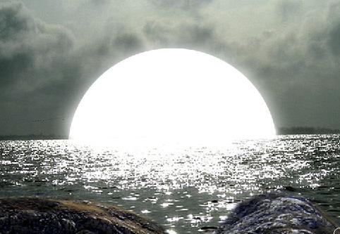 Design Dark Sea Ship Photo Manipulation Scene - Photoshop Tutorials Lorelei Web Design